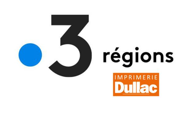 Reportage sur l'Entreprise Dullac – France 3 Régions Édition du mardi 5 mai 2020