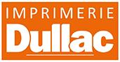 logo imprimerie dullac